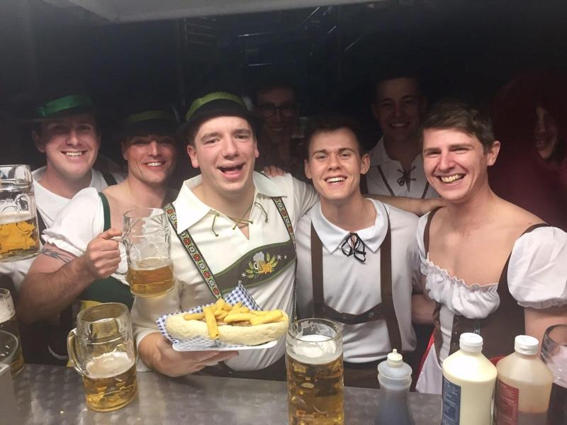 BavarianFoodCustomers