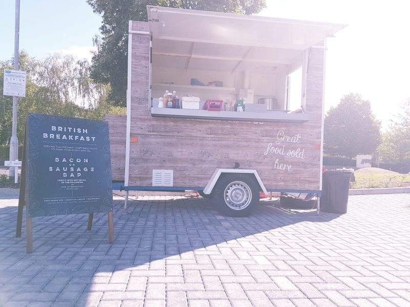 Breakfastvan-oxfordshire