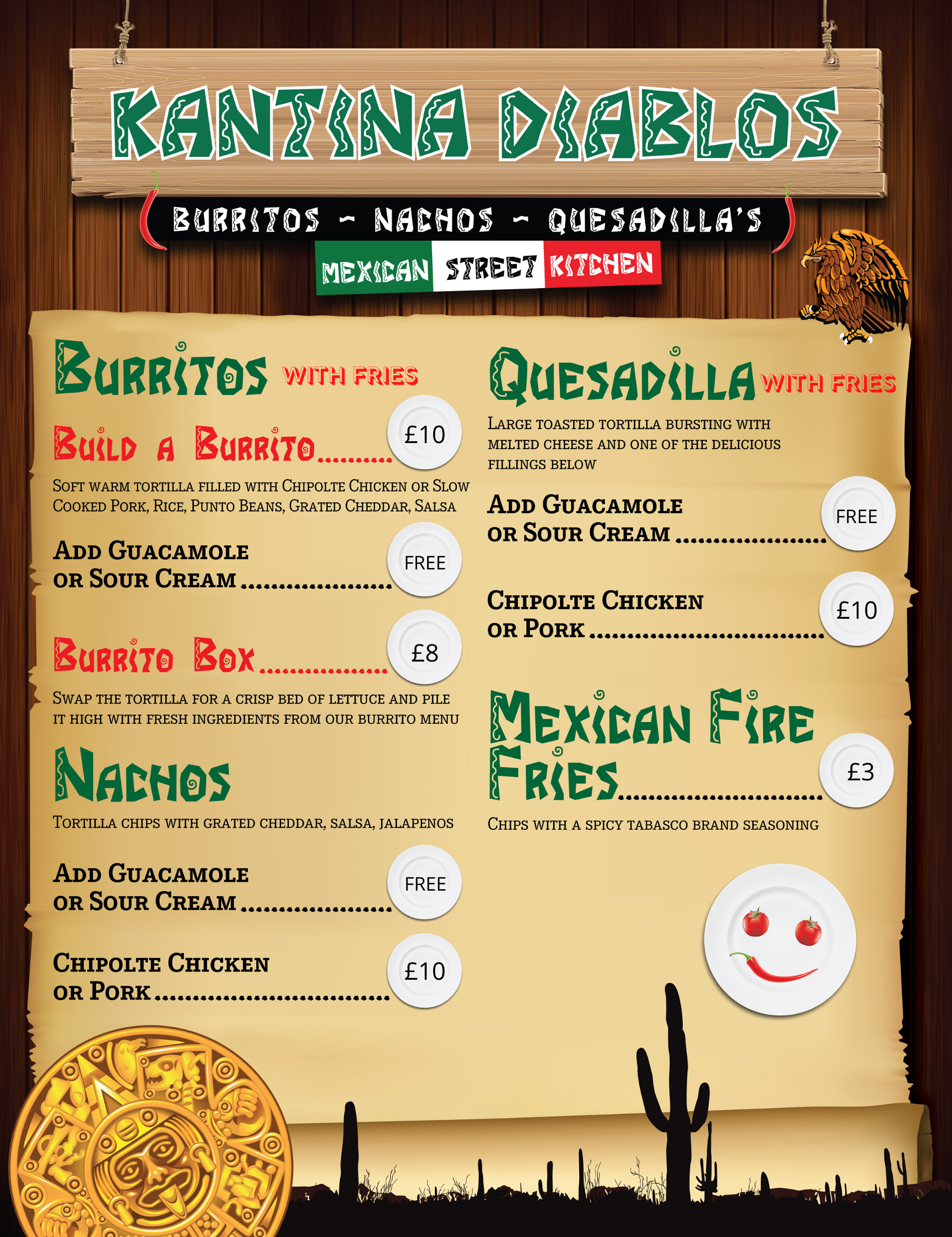 Mexican-Cash-Sales