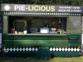 Pie and Mash van for baptisms