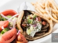Beef/ Lamb Gyros with Fries