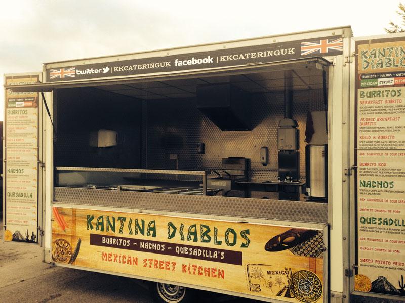 kantinadiablos-mexican street food van