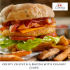 Crispy Chicken & Bacon with Chunky Chips