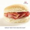 Great British Bacon Bap