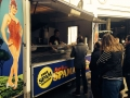 customers-waitingforfreespam-burgers