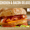 Chicken & Bacon Deluxe