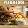 WildBoar Burger