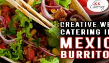 Creative Wedding Catering Ideas - Mexican Burrito Van
