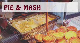 Pie and Mash Van
