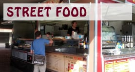 worlwide street food van hire