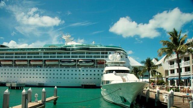 cruise ceremonies