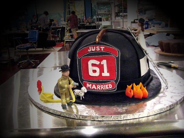 service cake