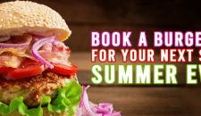 Book A Burger Van For Your Next School Summer Event