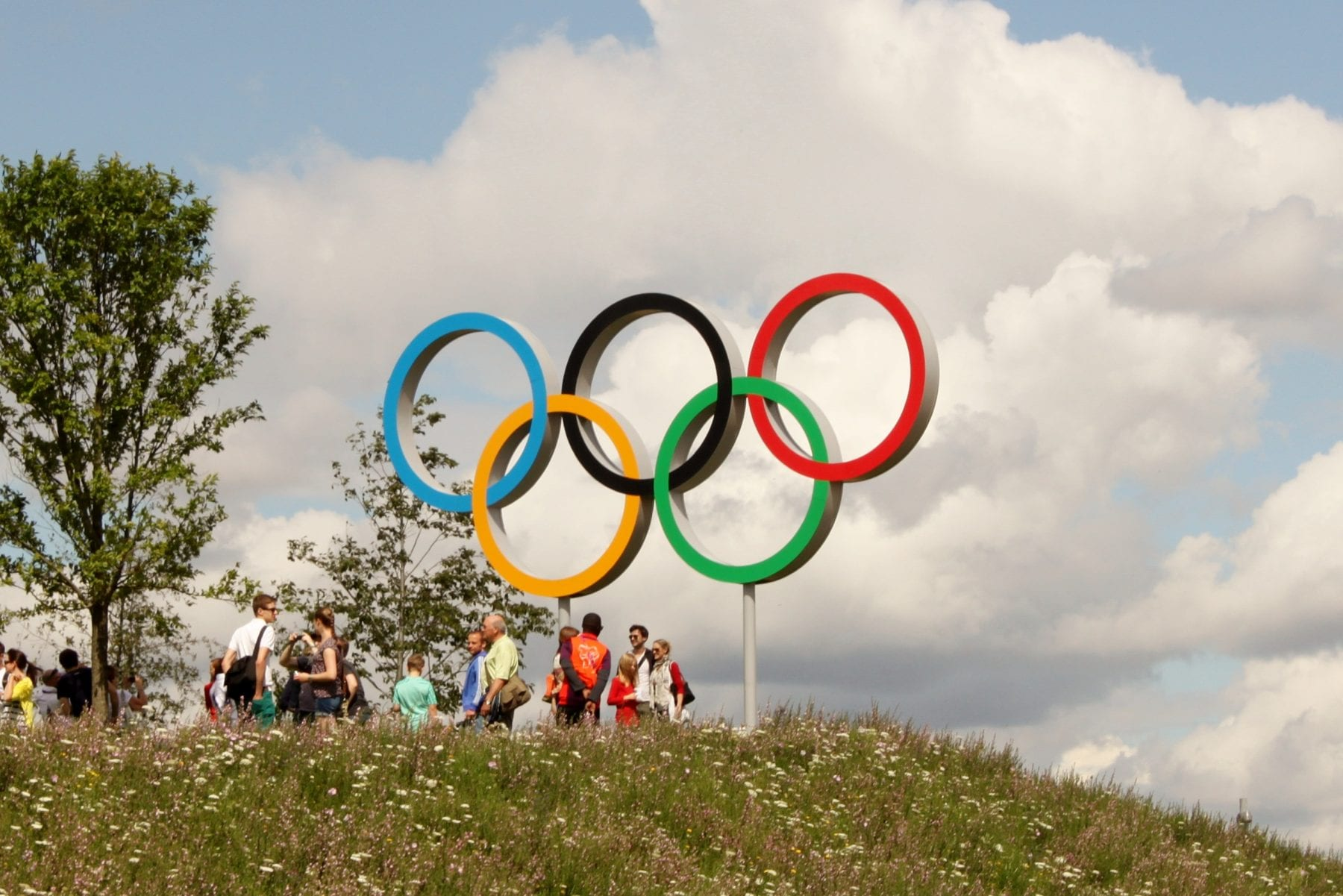 Go for gold, with an Olympics inspired summer party