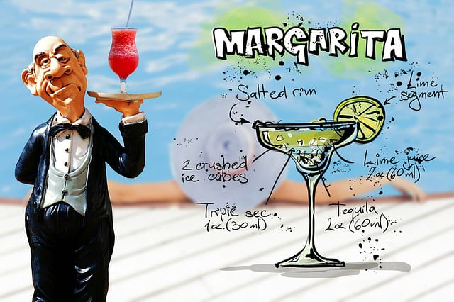 A Mexican fiesta needs Margarita's , here is how to make the perfect classic cocktail