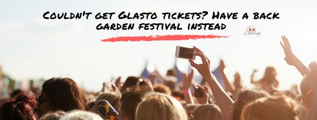 Couldn't get Glasto tickets? Have a back garden festival instead