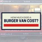 How much does a burger van cost?