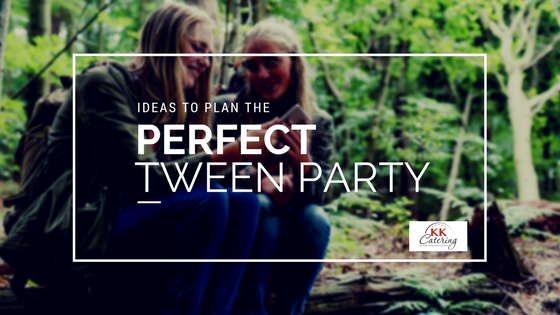 Ideas to plan the perfect tween party
