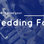 How to choose your wedding food