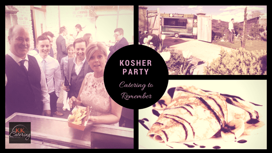 kosher party catering