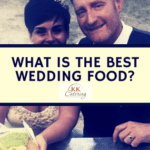 What is the best wedding food?