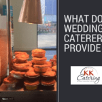What do Wedding Caterers Provide?