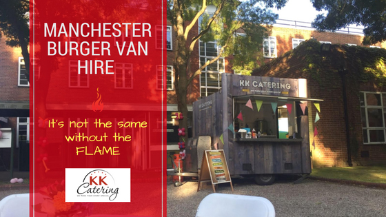 burger van hire in manchester from kk catering