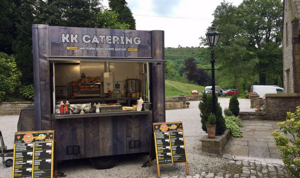 Food trucks and event catering   KKCatering.co.uk