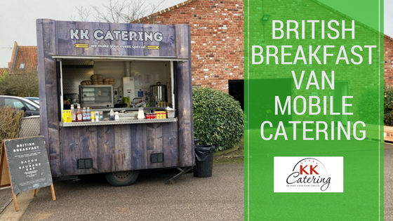 breakfast van mobile catering