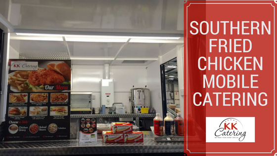 southern fried chicken catering hire