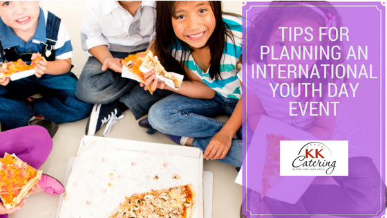 Tips for Planning an International Youth Day Event