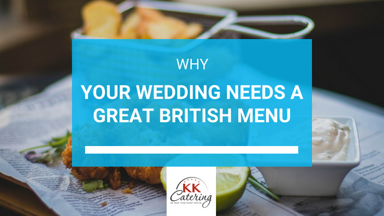 KKCatering | Wedding Great British Menu