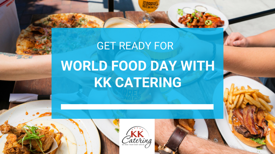 Get ready for World Food Day With Our Food Van Hire