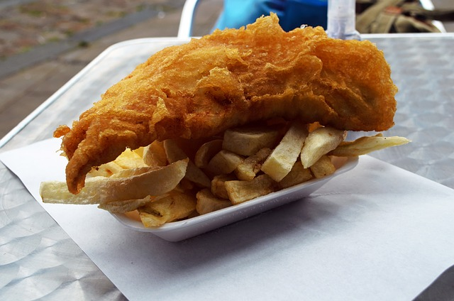 Fish & Chip Van Hire | KKCatering.co.uk