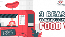 3 Reasons To Cater Your Event With A Food Van
