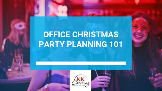 Christmas Party Planning | KKCatering.co.uk