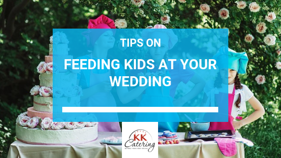 Feeding Kids At Your Wedding | KKCatering.co.uk