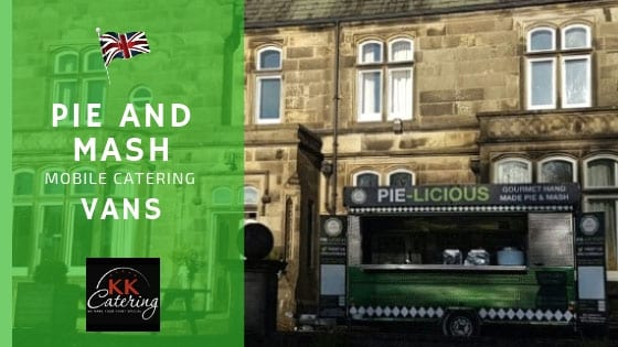 Pie mash van hire