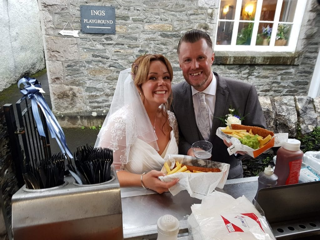 as a wedding couple you need to ask the right questions to ensure you get a fish and chip van that can perform the job not just be the cheapest price