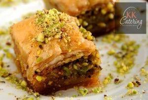 Baklava Dessert