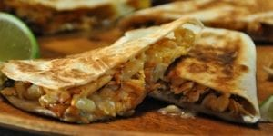 Chicken Chipotle Quesadilla