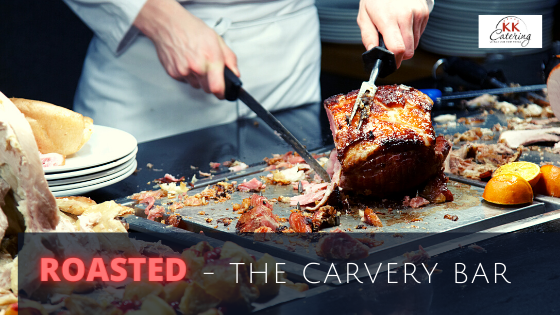 hog roast carvery bar