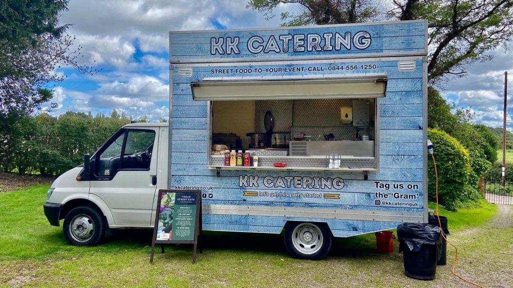 kk catering street food unit