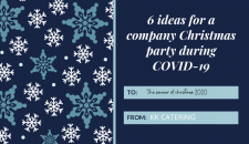 6 ideas for a company Christmas party during COVID-19