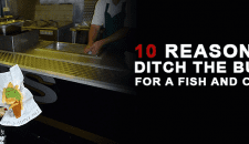 10 Reasons to Ditch the Buffet for a Fish and Chip Van