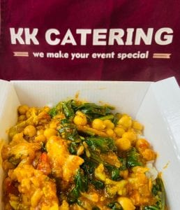 Vegan Caulipower Curry